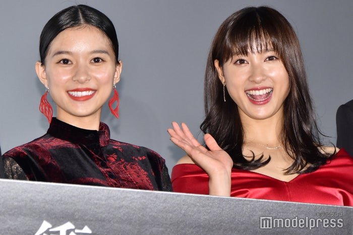 芳根京子、土屋太鳳 (C)モデルプレス
