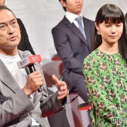 渡辺謙、宮崎あおい(C)モデルプレス