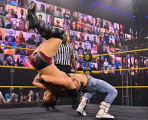 【WWE】KUSHIDAが北米王者に勝利! タッグトーナメント2回戦へ