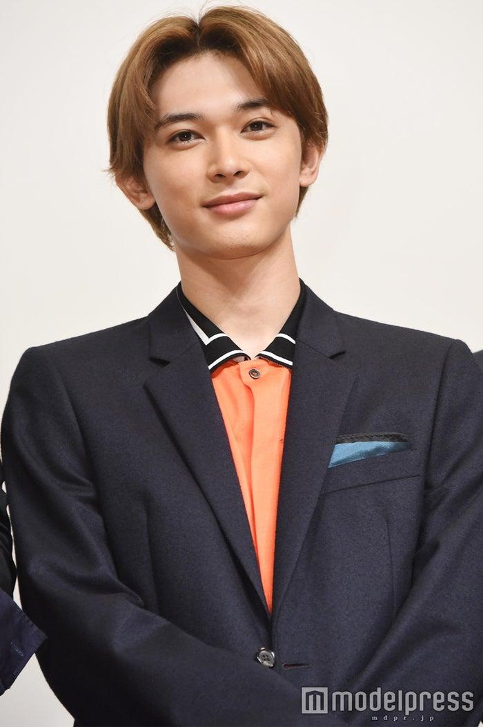 初主演映画「サマーソング」完成披露試写会に登壇した吉沢亮(C)モデルプレス