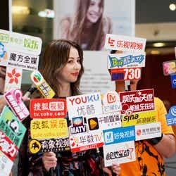 モデルプレス - 香里奈、6年ぶり香港で現地ファン沸かす