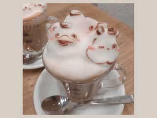 3Dラテアートが可愛い!浅草カフェ「HATCOFFEE(ハットコーヒー)」