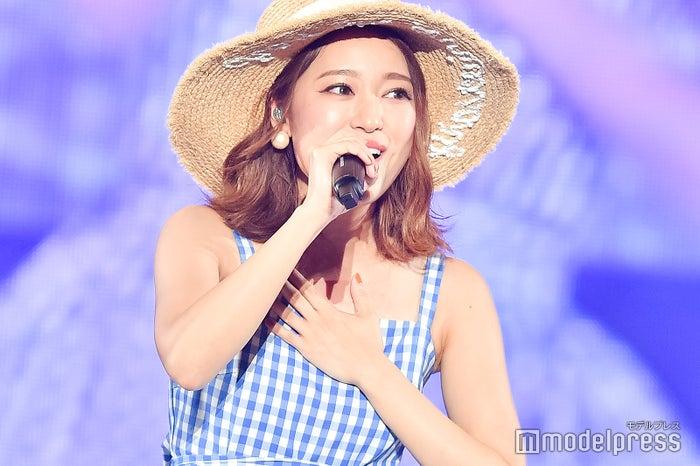 「神戸コレクション2018 AUTUMN/WINTER」に出演したchay (C)モデルプレス