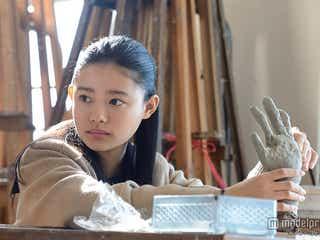 「2015年注目の顔」話題の美女、ドラマ初主演が決定 本人コメント到着