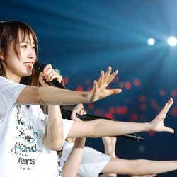 菅井友香「2nd YEAR ANNIVERSARY LIVE」(提供写真)