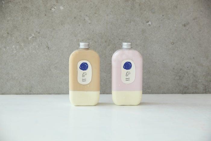 ミルクティーパンナコッタ、ストロベリーミルクパンナコッタ(各¥630)/画像提供:ベイクルーズ