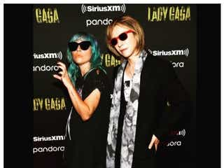 X JAPAN・YOSHIKI&レディー・ガガとの2ショット公開 人脈に驚きの声
