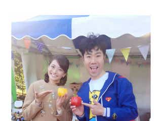 乙葉「逃げ恥」サプライズ出演「とても緊張しました」 藤井隆とオフショット公開