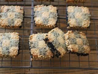 てんさい糖のザクザクごまクッキーレシピ 香ばしさがたまらない!