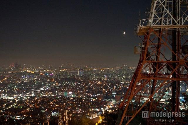 観光客にもカップルにも人気のNソウルタワー/photo by Jirka Matousek【モデルプレス】