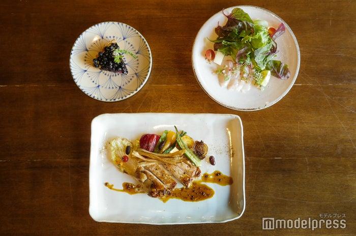 島根の食材をふんだんに使った日替わりメニュー (C)モデルプレス