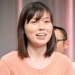 尼神インター・誠子、双子の美人妹との3ショットにスタジオ驚愕