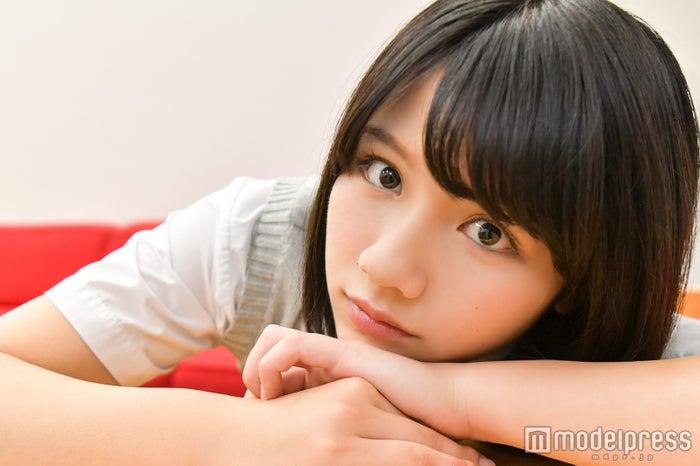 モデルプレスのインタビューに応じた、渡邉美穂(C)モデルプレス