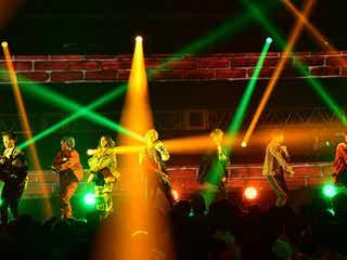 BALLISTIK BOYZ、最新曲を初披露 世界進出へ英語でアピール<MTV VMAJ 2019 -THE LIVE->