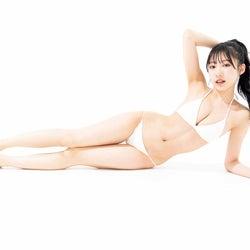 NMB48横野すみれ・白間美瑠ら「ナンバトル」勝者12名 美肌輝く水着グラビア公開