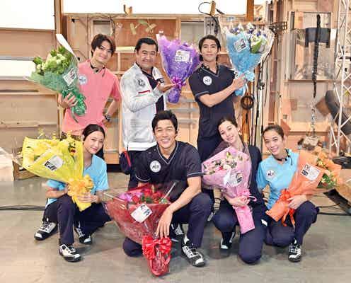 「TOKYO MER」撮了 鈴木亮平、医療従事者へ「言葉では言い表せないような尊敬を覚えました」