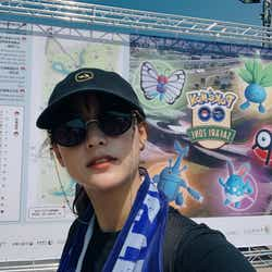 モデルプレス - 山本美月「ポケモンGO」イベントで台湾遠征 「本気度がすごい」と話題に