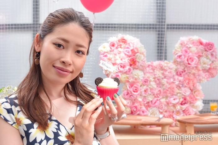 ミッキー型カップケーキが人気(C)モデルプレス