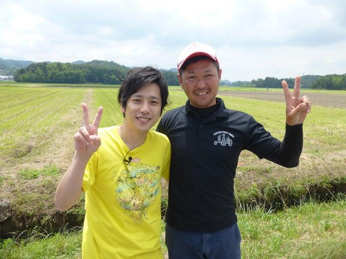 (左)二宮和也(C)日本テレビ