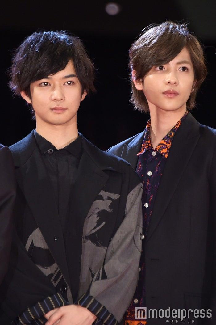 新旧!?「かわいい」ポジションの(左から)千葉雄大、志尊淳 (C)モデルプレス