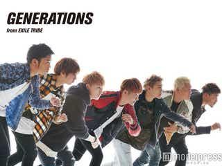 "GENERATIONSの""今""を凝縮 多彩な表情で魅了"