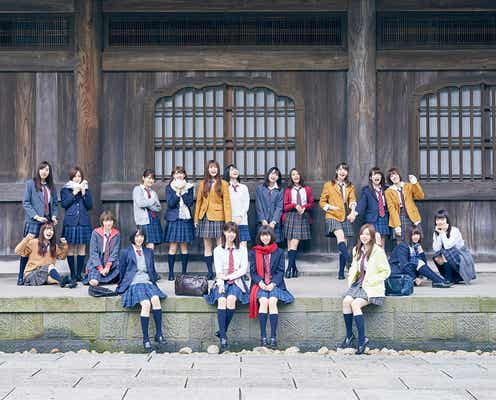 乃木坂46、新曲センターは?選抜メンバー発表<20thシングル「シンクロニシティ」>