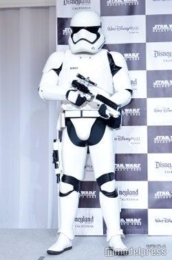 ストームトルーパー(C)モデルプレス(C)Disney/Lucasfilm Ltd. (C)& TM Lucasfilm Ltd.