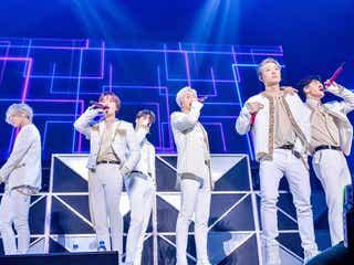 iKON、2020年のカムバック予告「幸せになれるように」<「iKON YEAR END LIVE 2019」ライブレポ/セットリスト>