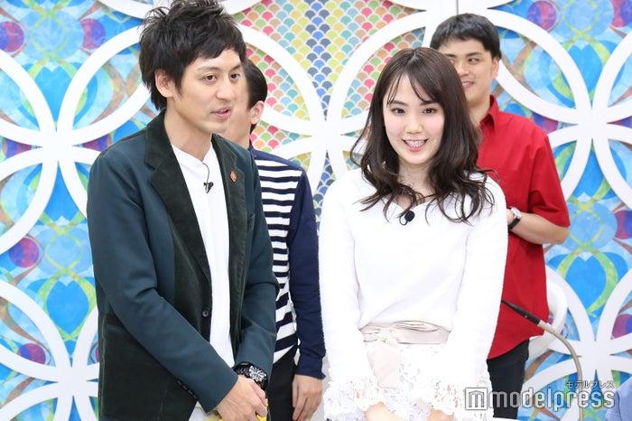 村田秀亮、妹田佳奈子 (C)モデルプレス