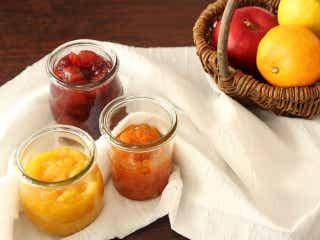 自家製ジャムは「フルーツ缶」と「生のフルーツ」を混ぜて作るとおいしさアップ!便利なジャムレシピ3選