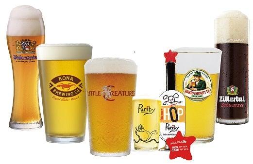 世界12ヶ国80種類以上のビールが愉しめる「ヒビヤガーデン2018」/画像提供:ヒビヤガーデン実行委員会