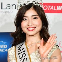 土屋太鳳の姉・土屋炎伽さん、「2019ミス・ジャパン」グランプリに決定