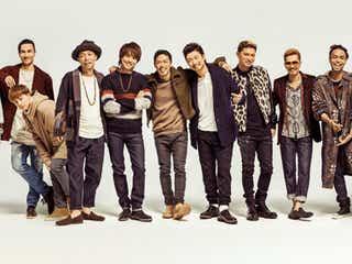 EXILE、三代目JSBらと共演中サントリー ザ・モルツTVCM曲「Ki・mi・ni・mu・chu」関連動画が800万回再生突破