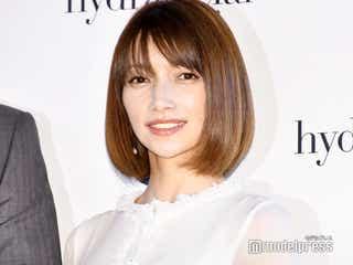 後藤真希、35歳バースデーをAKB48が祝福 豪華集合ショットが話題