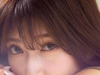 NMB48吉田朱里、大人の色気にドキッ 卒業記念グラビア披露