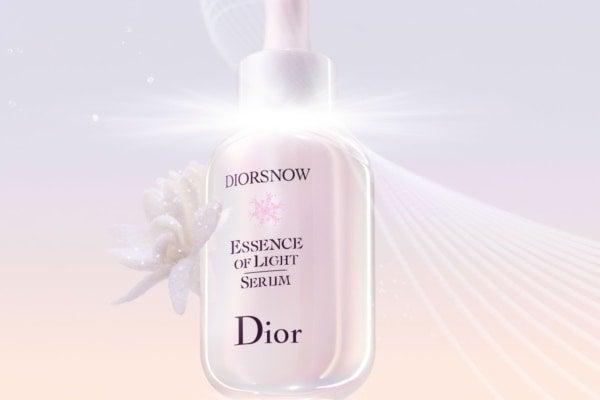 2月26日「Dior」の人気美白美容液がリニューアル発売