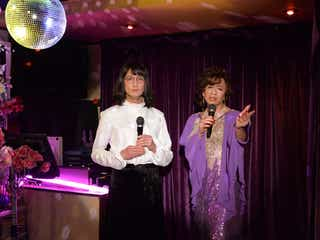 TOKIO城島茂に激似の島茂子、松岡昌宏とドラマ共演 女優デビューで「いい親孝行になりました」<家政夫のミタゾノ>