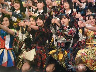 AKB48、海外姉妹グループのエース集結で「恋チュン」歌唱<紅白リハ2日目>