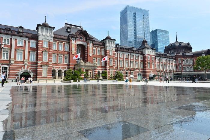 東京駅開業当時の姿をそのまま再現(提供写真)