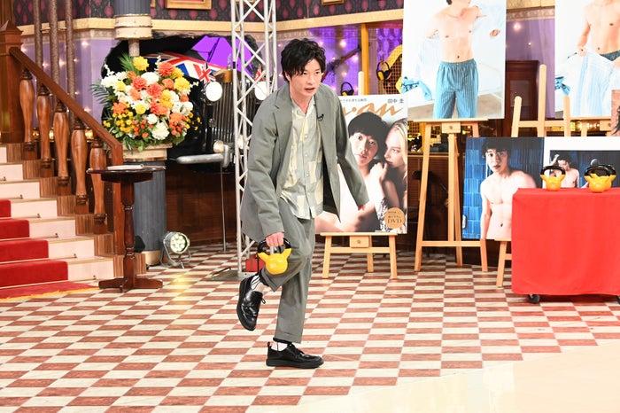 田中圭 (C)日本テレビ