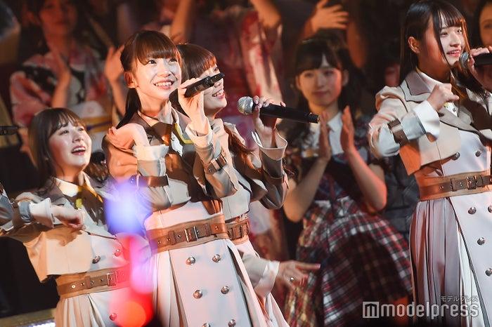 荻野由佳「AKB48グループリクエストアワー セットリストベスト100 2019」 (C)モデルプレス