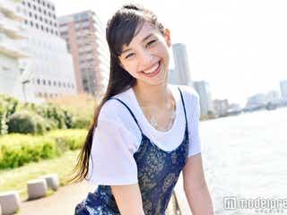 中条あやみが学んだこと 池松壮亮&菅田将暉は「オーラがすごく、独特な空気感があった」 モデルプレスインタビュー
