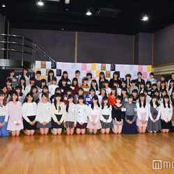 「第3回AKB48グループドラフト会議候補者オーディション」三次審査通過者 (C)モデルプレス