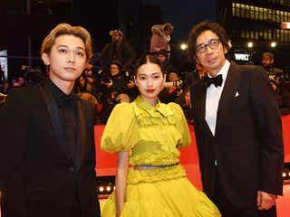 二階堂ふみ&吉沢亮、ベルリン国際映画祭降臨 「リバーズ・エッジ」で快挙