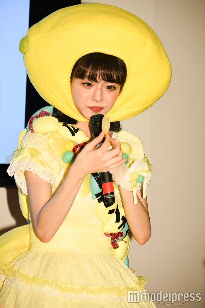 レモンのお菓子を試食/市川美織 (C)モデルプレス