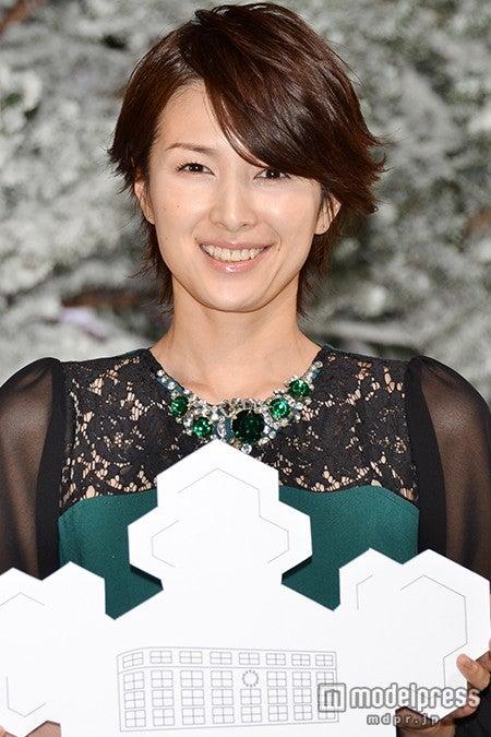 第2子出産を発表した吉瀬美智子(C)モデルプレス