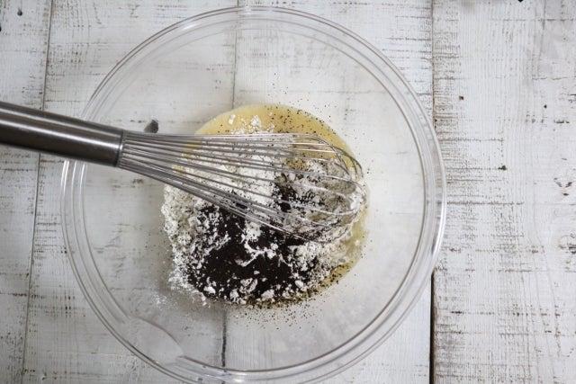 の パウンド ケーキ ミックス 紅茶 ホット ケーキ