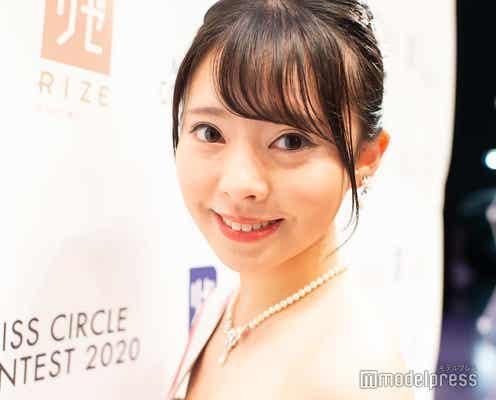 """""""日本一の大学サークル美女""""日本女子大学・森明日香さんとは?「自分を変えたい」美女の素顔<MISS CIRCLE CONTEST 2020>"""