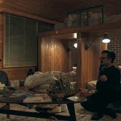 愛大、理生(休日課長)「TERRACE HOUSE OPENING NEW DOORS」43rd WEEK(C)フジテレビ/イースト・エンタテインメント
