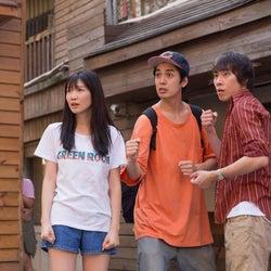 大野拓朗&落合モトキで青春ストーリー ケンカのシーンで「不満を包み隠さずすべて吐き出せた」